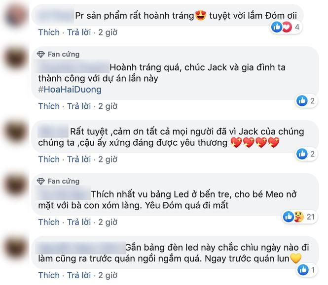 Fan Jack chi tiền đầu tư 'khủng' để quảng bá cho sản phẩm sắp ra mắt của thần tượng Ảnh 7