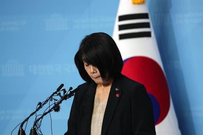 Nghị sĩ Hàn bị tố biển thủ quỹ hỗ trợ nô lệ tình dục thời chiến Ảnh 1