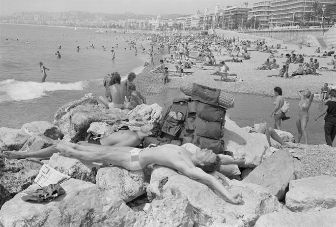 Sách ảnh về cuộc sống mùa hè ở châu Âu thế kỷ trước Ảnh 3