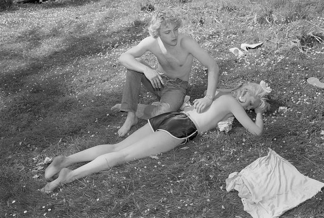 Sách ảnh về cuộc sống mùa hè ở châu Âu thế kỷ trước Ảnh 7