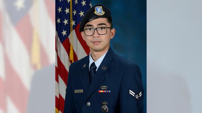 Một trung sĩ không quân Mỹ gốc Việt tử vong ở Kuwait Ảnh 1