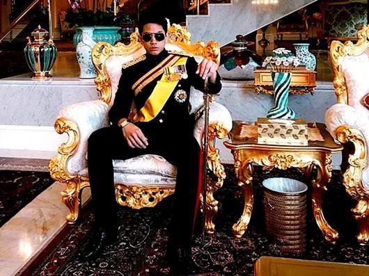 Hoàng tử giàu nhất nhì Brunei, điển trai, thân hình 'cực phẩm' Ảnh 3