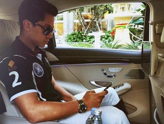 Hoàng tử giàu nhất nhì Brunei, điển trai, thân hình 'cực phẩm' Ảnh 8