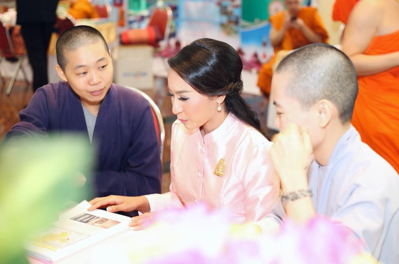 Thái Lan : Kỷ niệm 133 năm thành lập MCU Ảnh 10