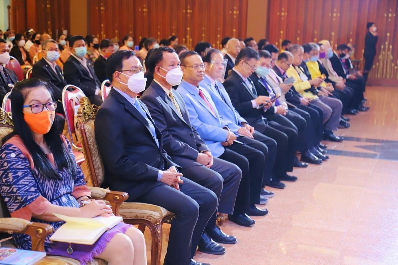 Thái Lan : Kỷ niệm 133 năm thành lập MCU Ảnh 7