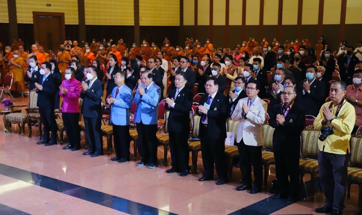 Thái Lan : Kỷ niệm 133 năm thành lập MCU Ảnh 4