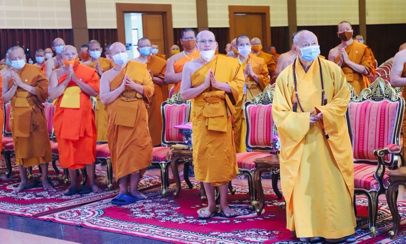 Thái Lan : Kỷ niệm 133 năm thành lập MCU Ảnh 3