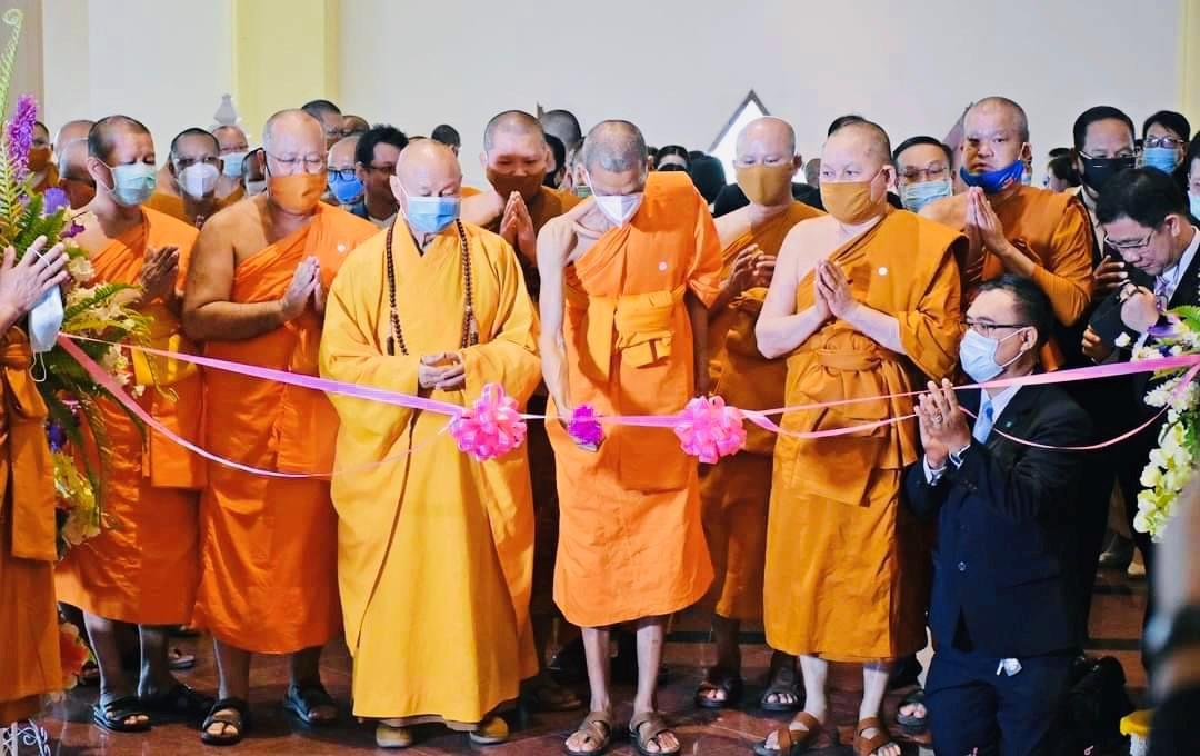 Thái Lan : Kỷ niệm 133 năm thành lập MCU Ảnh 8