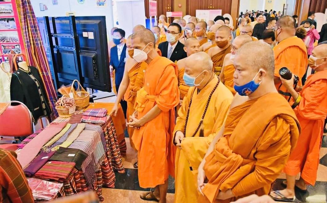 Thái Lan : Kỷ niệm 133 năm thành lập MCU Ảnh 9