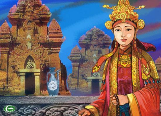 Chân dung các nữ tướng nổi tiếng trong sử Việt Ảnh 6