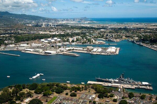 Những căn cứ 'xương sống' của Hạm đội Thái Bình Dương Mỹ Ảnh 1