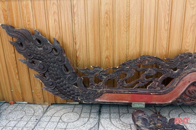 Nhiều cổ vật về lễ hội cầu ngư, tín ngưỡng thờ thần được hiến tặng Bảo tàng Hà Tĩnh Ảnh 3