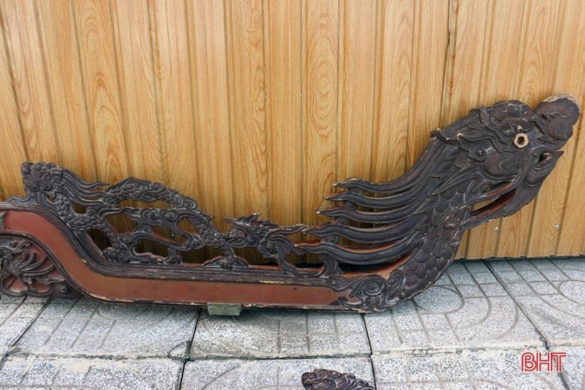 Nhiều cổ vật về lễ hội cầu ngư, tín ngưỡng thờ thần được hiến tặng Bảo tàng Hà Tĩnh Ảnh 2
