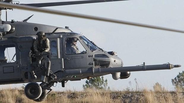 Máy bay trực thăng Mỹ rơi ở Syria, chưa rõ số phận viên phi công Ảnh 1