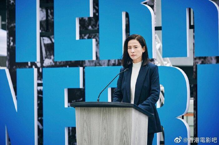 Phim điện ảnh 'G Phong bạo' của Cổ Thiên Lạc, Trương Trí Lâm và dàn sao TVB khác tung ảnh mới cực chất Ảnh 5