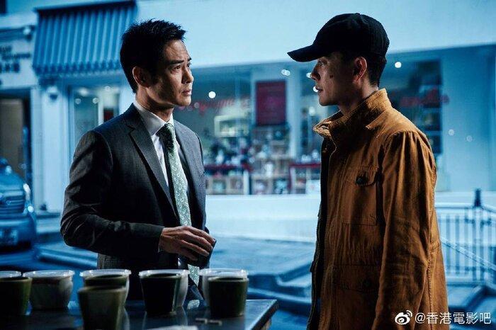 Phim điện ảnh 'G Phong bạo' của Cổ Thiên Lạc, Trương Trí Lâm và dàn sao TVB khác tung ảnh mới cực chất Ảnh 7