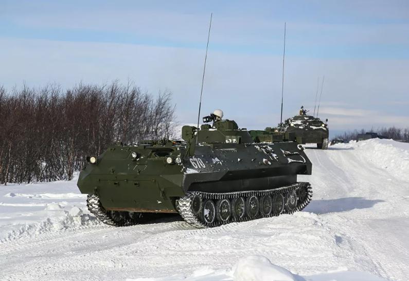Nga và Trung Quốc hợp tác ở 'nơi tận cùng' trái đất Ảnh 6