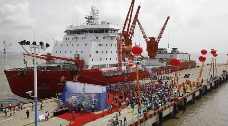 Nga và Trung Quốc hợp tác ở 'nơi tận cùng' trái đất Ảnh 4