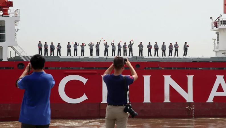 Nga và Trung Quốc hợp tác ở 'nơi tận cùng' trái đất Ảnh 8