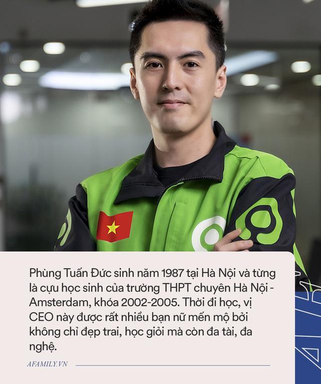 CEO Gojek Việt Nam nổi như cồn vì đẹp trai như tài tử điện ảnh, tuy nhiên học vấn cực khủng mới là điều khiến ai nấy đổ rạp Ảnh 1