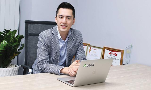 CEO Gojek Việt Nam nổi như cồn vì đẹp trai như tài tử điện ảnh, tuy nhiên học vấn cực khủng mới là điều khiến ai nấy đổ rạp Ảnh 3