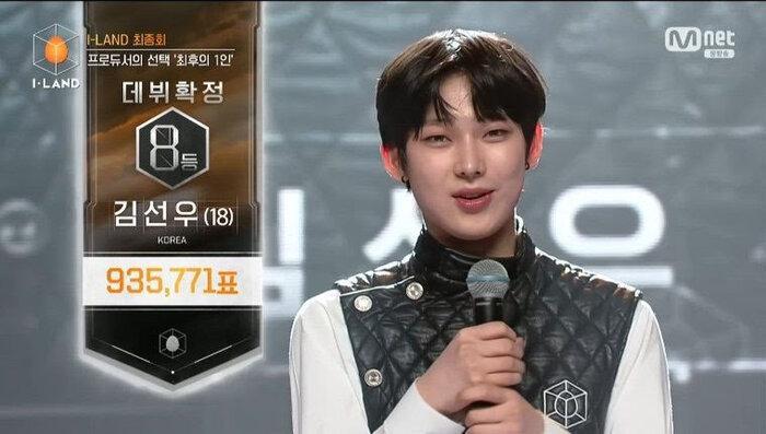 Chung kết 'I-LAND': Công bố 7 thực tập sinh debut làm 'đàn em' của BTS, 'Quán quân' là ai? Ảnh 8