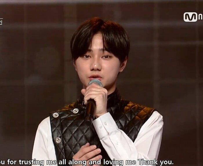 Chung kết 'I-LAND': Công bố 7 thực tập sinh debut làm 'đàn em' của BTS, 'Quán quân' là ai? Ảnh 16