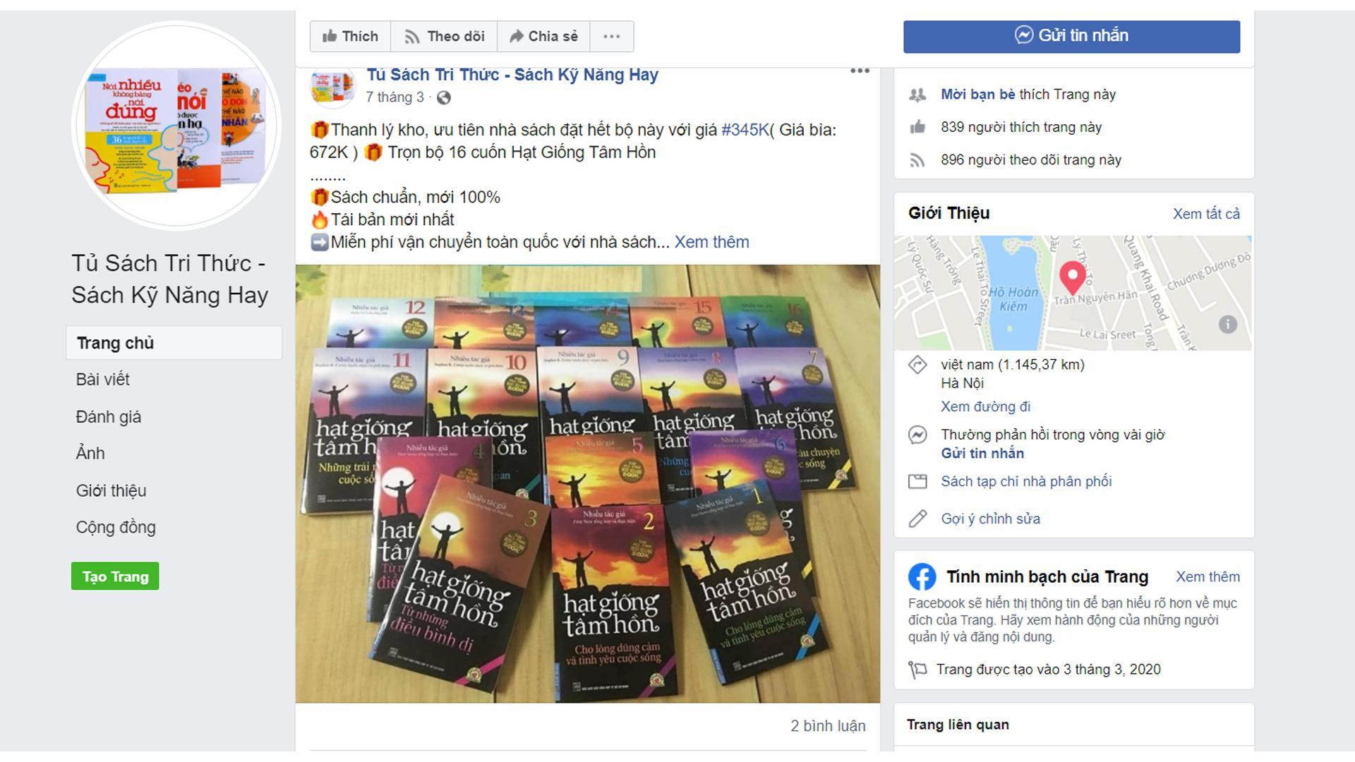 Bất chấp bị kiện, Lazada vẫn ngang nhiên bán sách giả Ảnh 1
