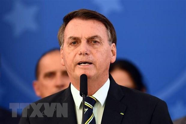 Tổng thống Brazil Jair Bolsonaro sắp phải phẫu thuật Ảnh 1