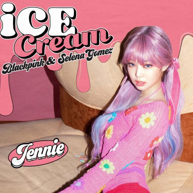 Nhạc gì Jennie cũng nhảy: Cùng là để tóc mái mà lúc thì ngây thơ trong sáng, khi lại quyến rũ lịm người Ảnh 8