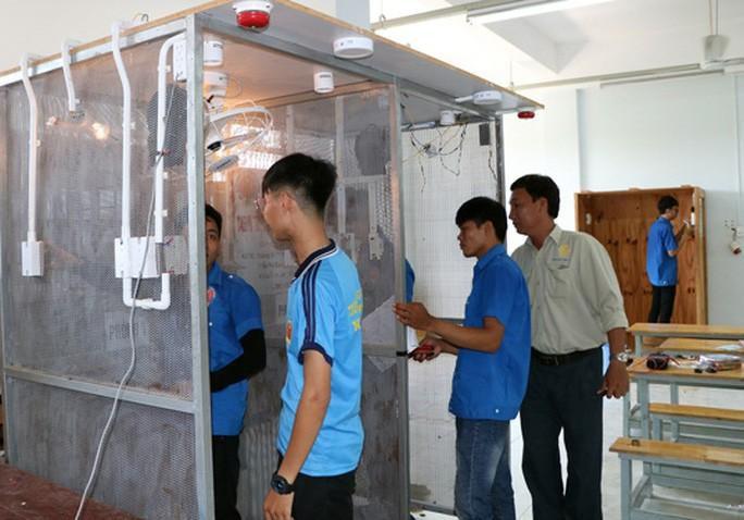Ninh Thuận: Lao động mất việc do dịch Covid-19 được học nghề miễn phí Ảnh 1