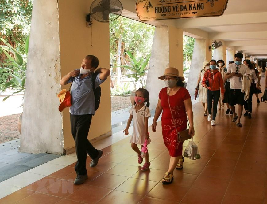 Đà Nẵng đảm bảo an toàn tại các khu, điểm du lịch Ảnh 5