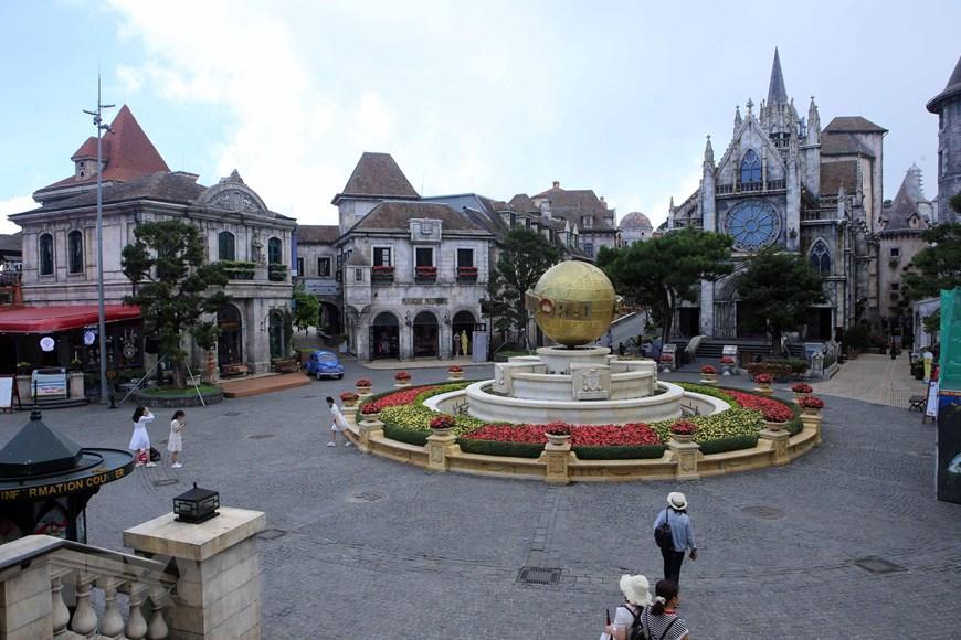 Đà Nẵng đảm bảo an toàn tại các khu, điểm du lịch Ảnh 1