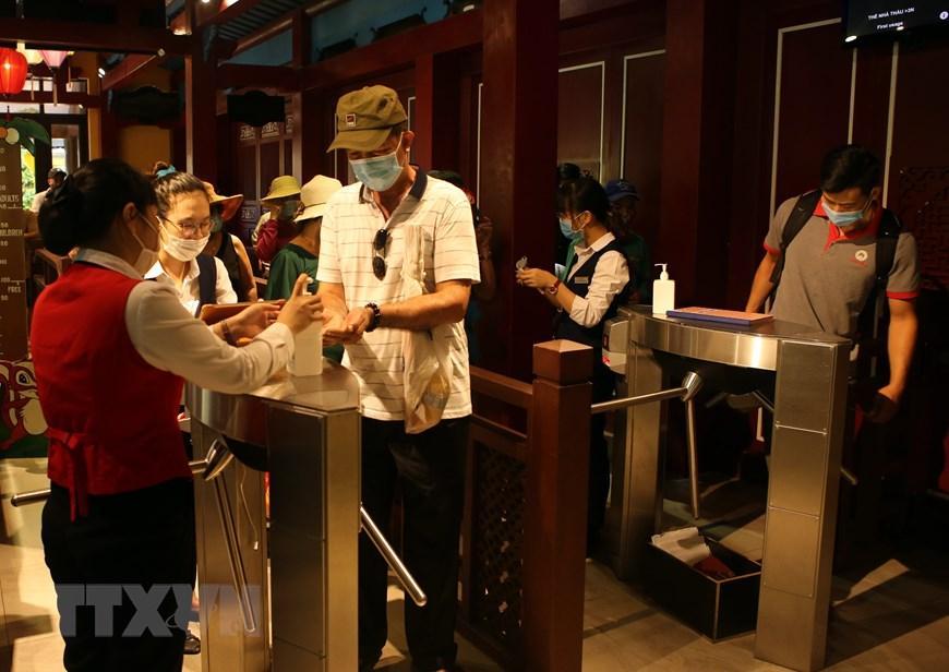 Đà Nẵng đảm bảo an toàn tại các khu, điểm du lịch Ảnh 4