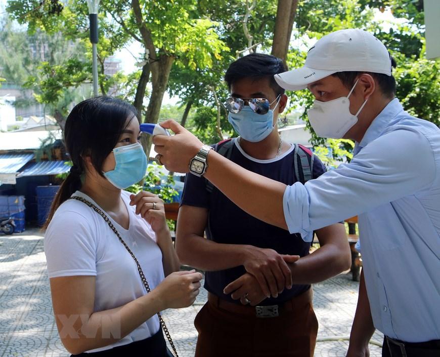 Đà Nẵng đảm bảo an toàn tại các khu, điểm du lịch Ảnh 7