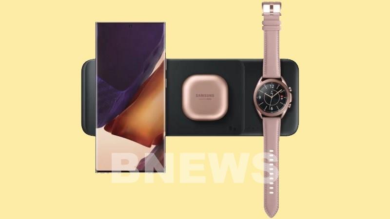 Samsung ra mắt 2 bộ sạc mới và pin sạc dự phòng dành cho các thiết bị di động Ảnh 1