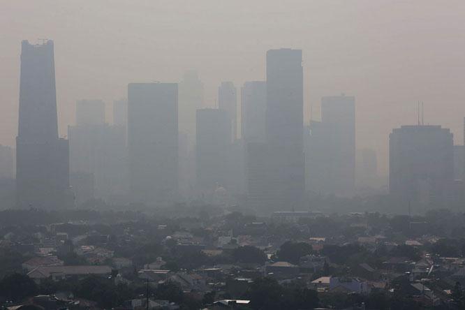 Indonesia: Ô nhiễm không khí gây ra hơn 5 triệu ca bệnh mỗi năm Ảnh 1