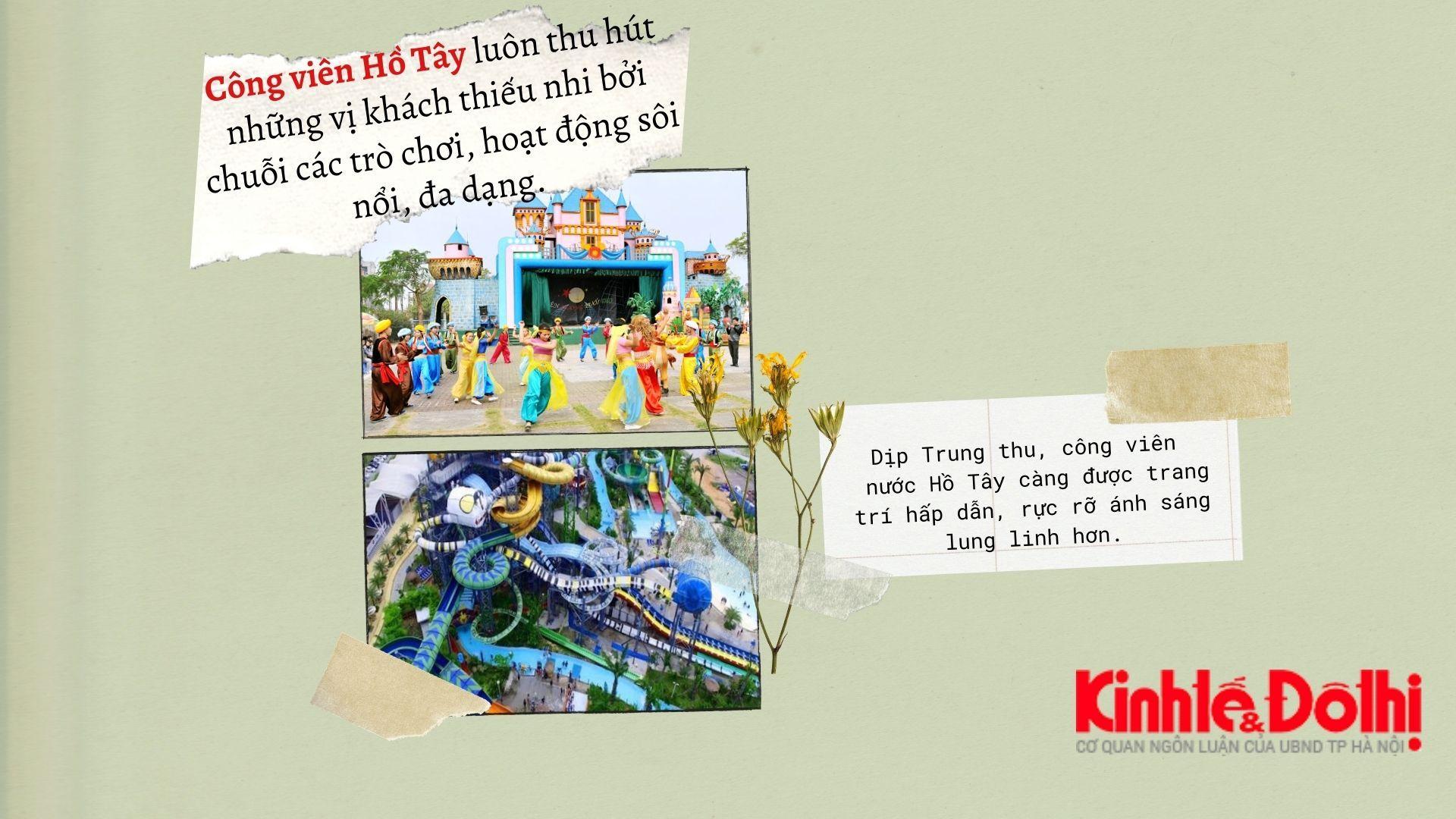 Những địa điểm đi chơi Trung thu thú vị nhất ở Hà Nội Ảnh 6