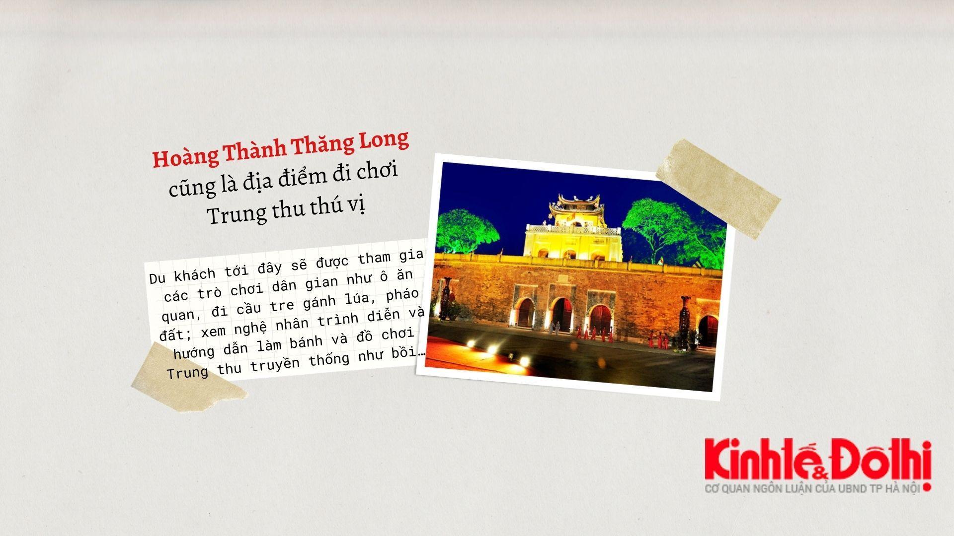 Những địa điểm đi chơi Trung thu thú vị nhất ở Hà Nội Ảnh 5