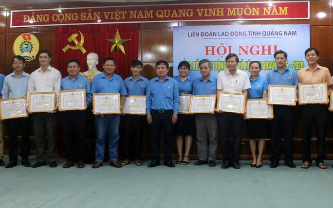 Quảng Nam: Hỗ trợ 360 Mái ấm Công đoàn cho CNVC-LĐ Ảnh 1
