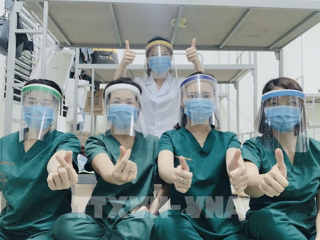 Việt Nam có thêm 6 bệnh nhân COVID-19 được công bố khỏi bệnh Ảnh 1