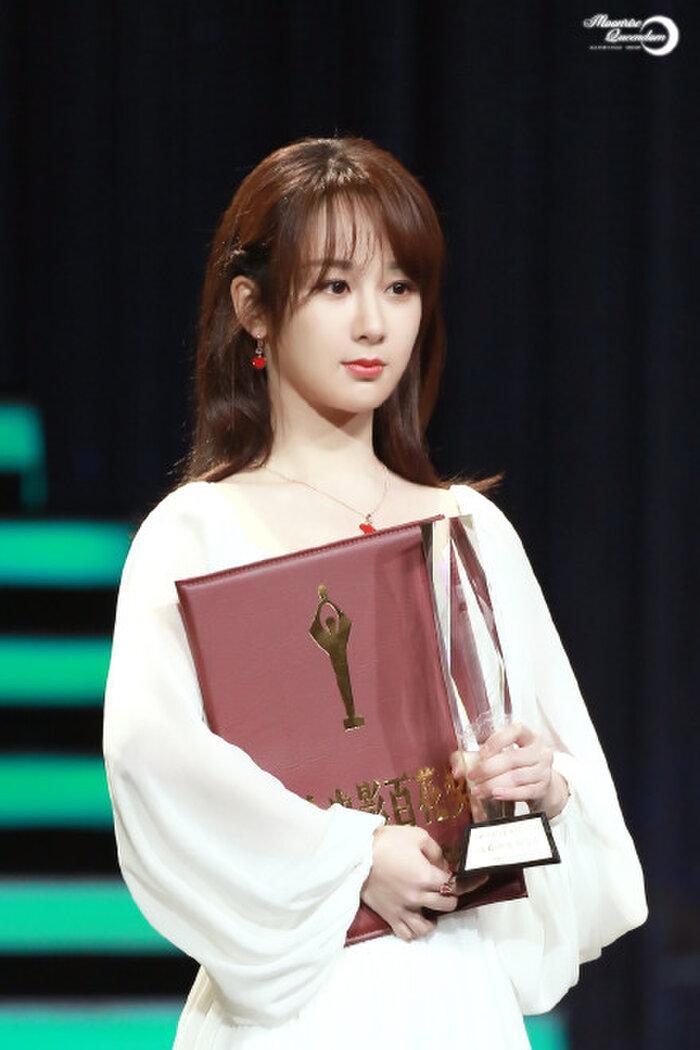 Buổi tuyên dương đề cử của giải Kim Kê Bách Hoa: Dịch Dương Thiên Tỉ cạnh tranh với đàn anh, Dương Tử xinh đẹp rạng ngời Ảnh 21