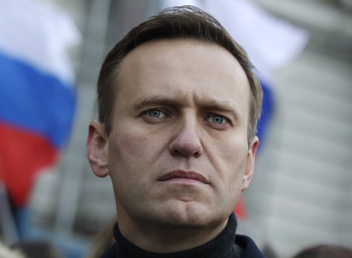 Mỹ đề xuất áp đặt lệnh trừng phạt Nga sau vụ đầu độc Navalny Ảnh 1