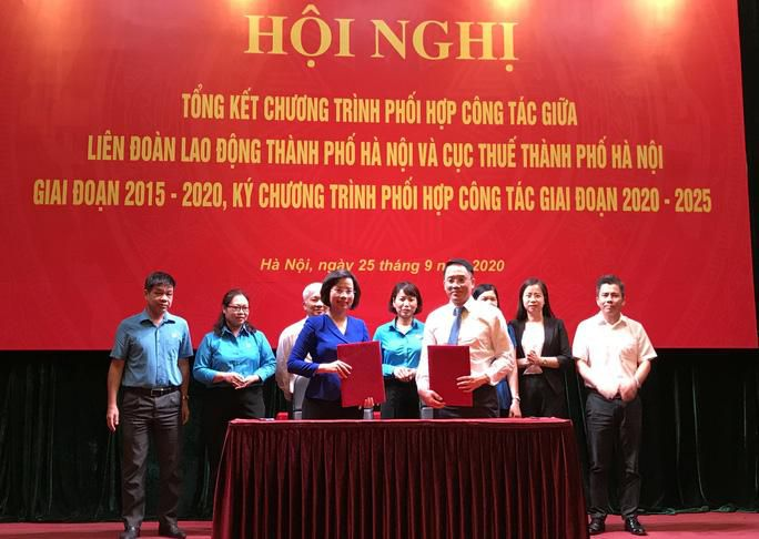 Hà Nội: Truy thu hơn 15,5 tỉ đồng kinh phí Công đoàn Ảnh 1