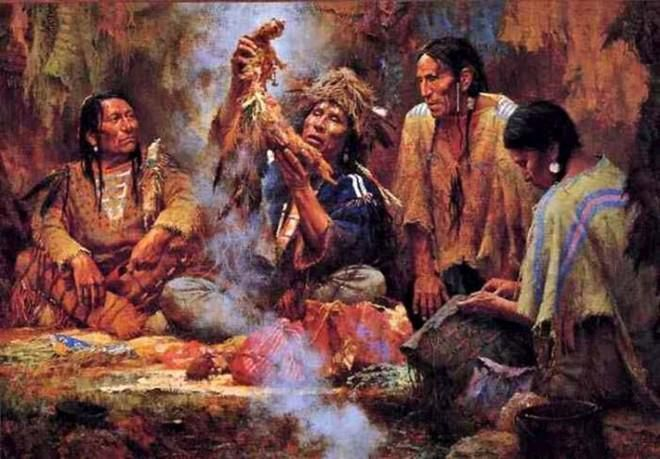 Những lễ trưởng thành kỳ lạ trên thế giới Ảnh 5
