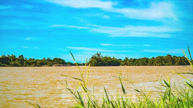 Sông Hương bất ngờ đổi màu khác thường nhiều ngày Ảnh 11