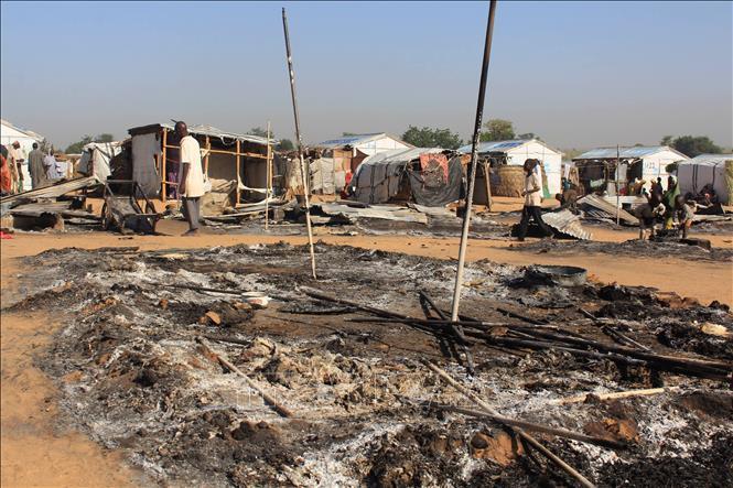 Nigeria: Đoàn xe chở Thủ hiến bang Borno bị phục kích, 30 nhân viên an ninh thiệt mạng Ảnh 1
