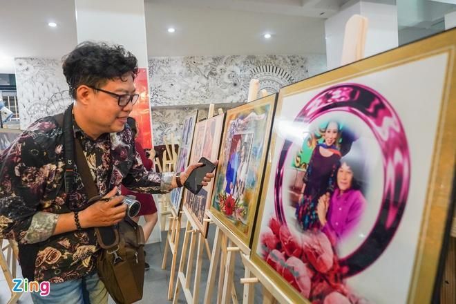 Nghệ sĩ Minh Vương mở triển lãm ảnh 60 năm đi hát Ảnh 2