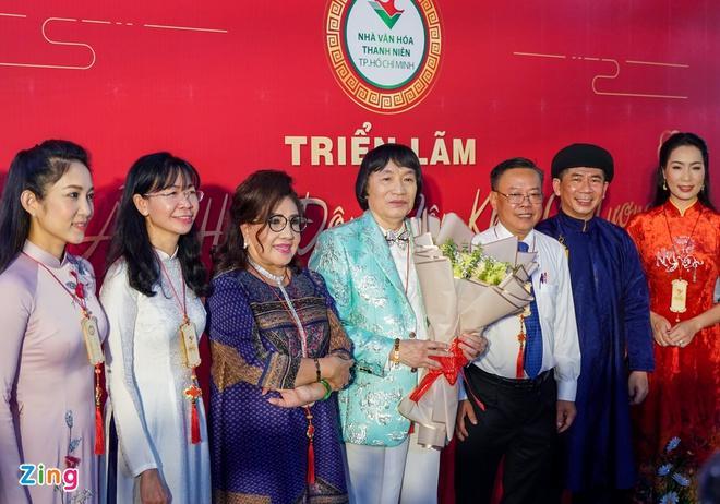 Nghệ sĩ Minh Vương mở triển lãm ảnh 60 năm đi hát Ảnh 1