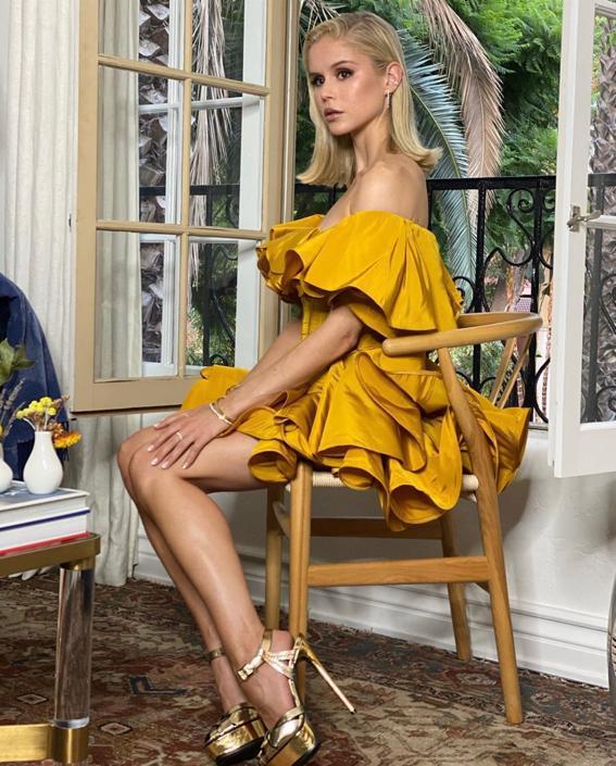 Jennifer Lopez diện thiết kế xuyên thấu của nhà mốt Công Trí Ảnh 6
